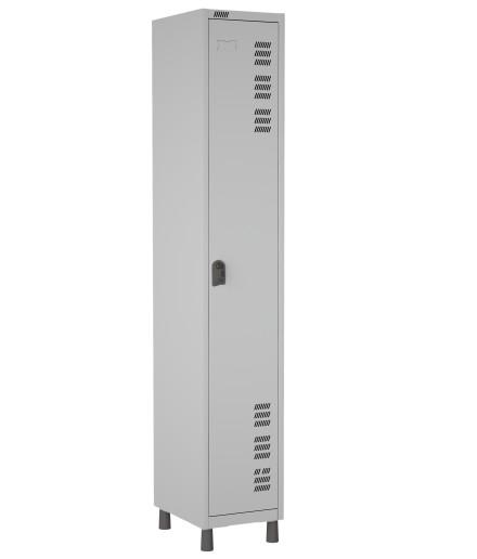 RIF-1 - Roupeiro de aço 1 Vãos | Bitola 24 - com Fechadura *Linha Superior W3