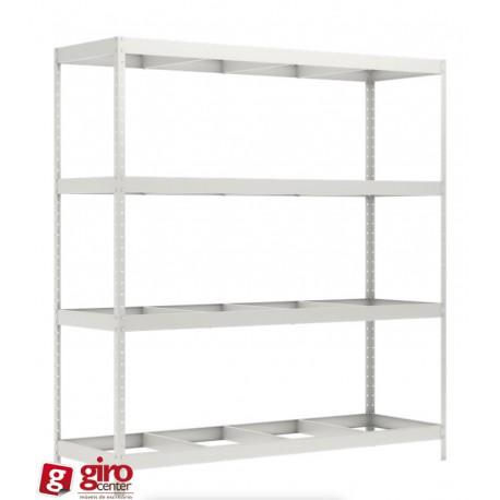 ESTANTE DE AÇO PPV - EDPPV-4/600