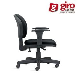 Cadeira Competitiva Ergonômica Encosto Tapeçaria - PU