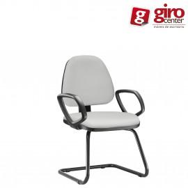 Cadeira Audium Executiva Fixa Ergonômica