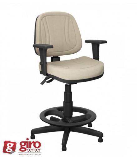 Cadeira Caixa Premium Executiva Aro Evolution