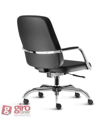 Cadeira Escritório UP para Obesos Maxxer | Base Giratória