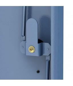 RMLI- 2 - Roupeiro de Aço Montável 2 Portas Sobrepostas  | Bitola 26