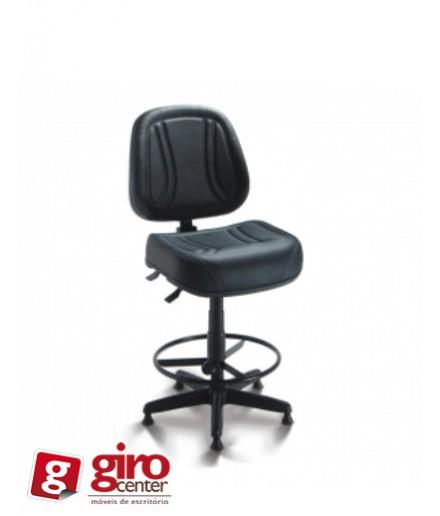 Poltrona Operativa Premium Executiva Aro Caixa Backita - NR17