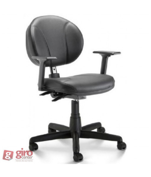 Cadeira Operativa Backita Back System II Plaxmetal