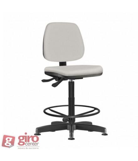 Cadeira Job Diretor Caixa Alta Ergonômica sem Braços