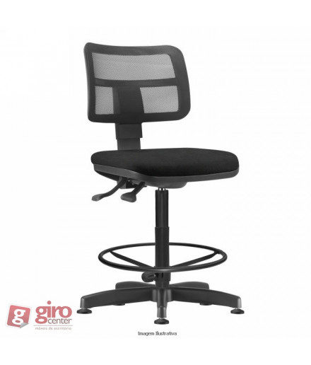 Cadeira Zip Base Caixa Back System II - Tela