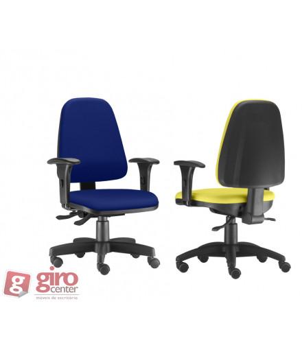 Cadeira SKY Presidente com ABNT - Norma NR17