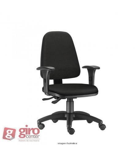 Cadeira Presidente SKY - Base Arcada Nylon Preta