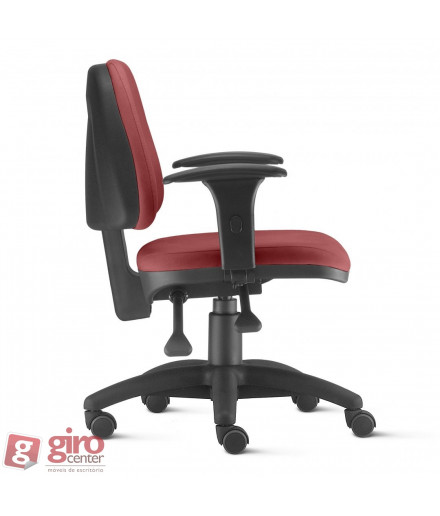 Cadeira Norma NR-17 SKY Operativa - Back System II - Base Arcada
