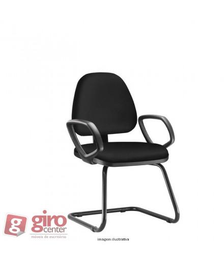 """Cadeira SKY Fixa Pé Sky """"S"""" - Operativa com Braço"""