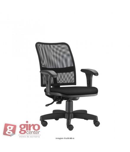 Cadeira Soul Operativa Tela - Conforto - Ergonômia - Saúde - NR17