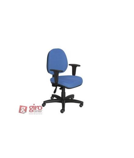 Cadeira B - Side Gerente - Braço Regulável - Laudo ABNT