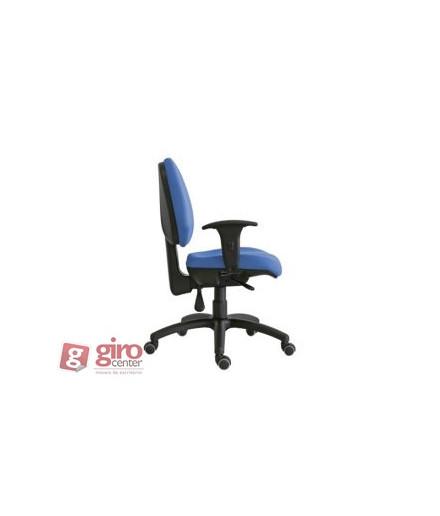 Cadeira B - Side Gerente - Braço Regulável - Back System II - NR-17