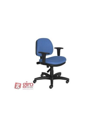Cadeira Giratória B - Side - Secretária - Operacional - Back System