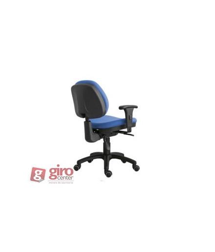 Cadeira B - Side - Secretária - Back System - Aprovada pela NR-17 - Laudo ABNT