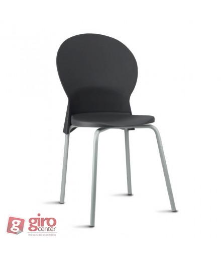 Cadeira Luna Cinza