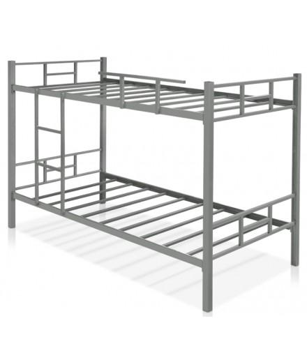Beliche de Ferro Giro 8 Modelo Militar por Encaixe c/ Norma NR-24 Altura livre entre uma cama e outra 1,00m