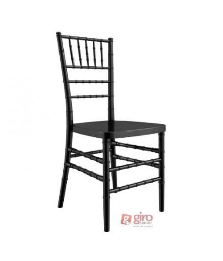 Cadeira Girocenter Color Preta - Girocenter Móveis